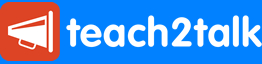 teach2talk logo